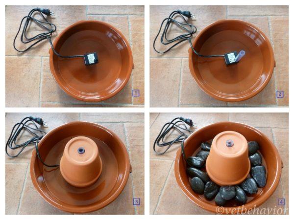 手作り給水器作り方